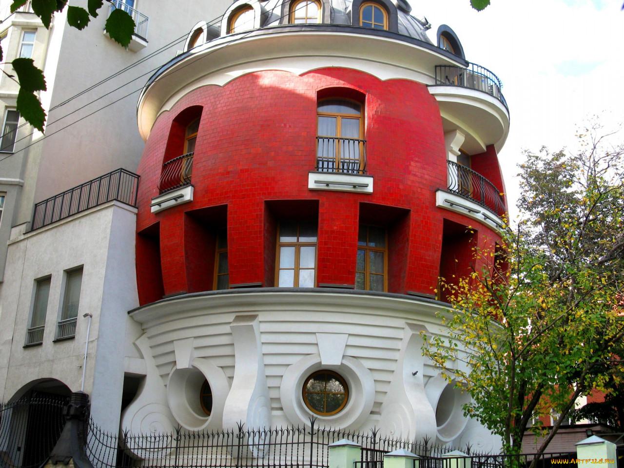 россии самые необычные здания в россии фото обширного перечня требуемых